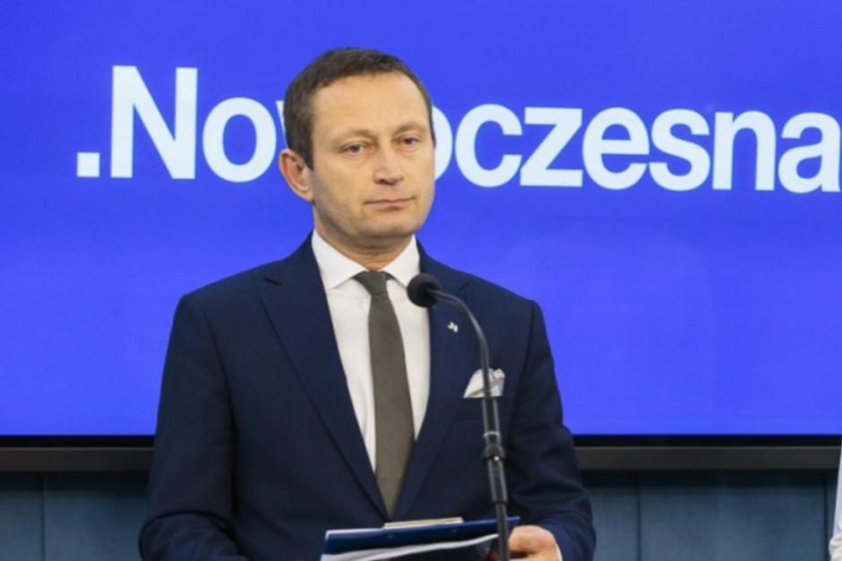 Polski rząd popełnia naraża się na niepotrzebny ostracyzm - powiedział Paweł Rabiej (fot. Nowoczesna/twitter)