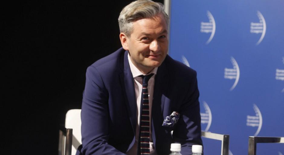 Biedroń: tresowaliście Nowacką, by dołączyła do Koalicji Obywatelskiej