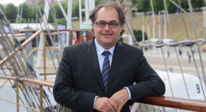 Gróbarczyk: W najbliższym czasie w polskich stoczniach powstanie 10 promów