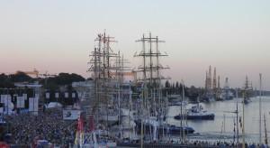 Politycy PiS wzięli udział w otwarciu finału regat The Tall Ships Races