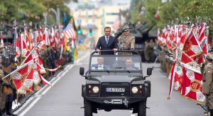 Czesław Mroczek: Prezydent chce wrócić do roli zwierzchnika sił zbrojnych