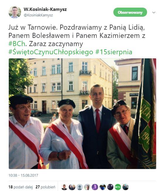 twitter.com Władysław Kosiniak-Kamysz