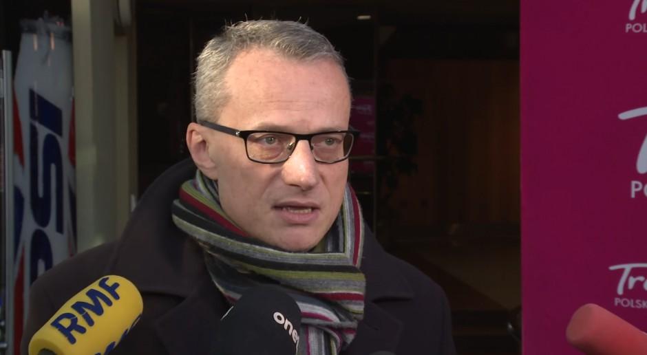 Marek Magierowski, który odpisywał na interpelacje posłów w sprawie reparacji, źródło: youtube.com