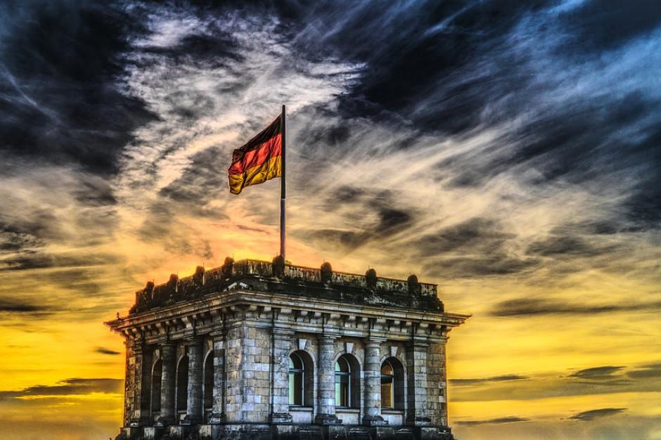 Flaga Niemiec, źródło: pixabay.com