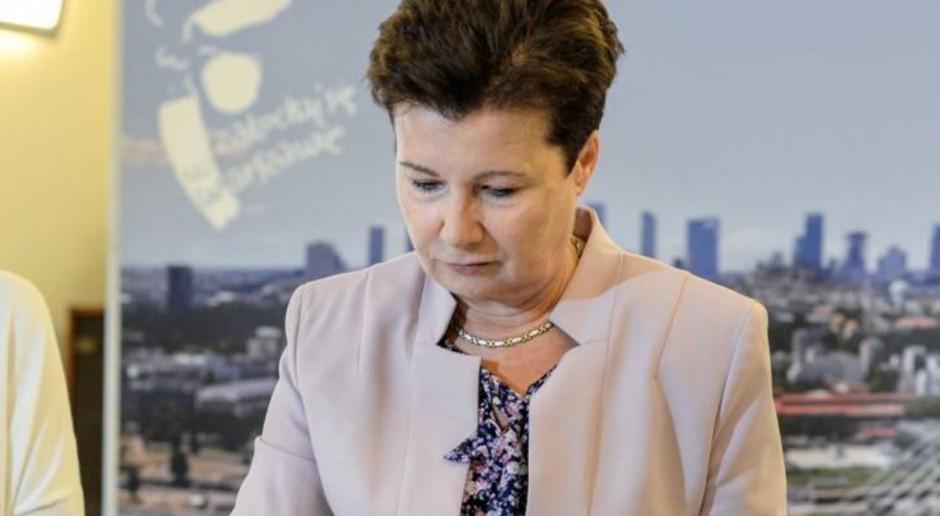 Reprywatyzacja: Hanna Gronkiewicz-Waltz przed komisją ze statusem świadka