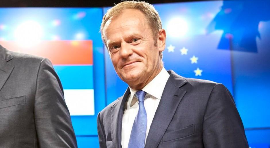 Donald Tusk: Albo będziemy razem, albo nie będzie nas w ogóle
