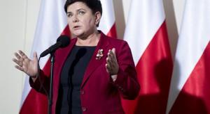 Szydło: Polska ma szansę odbudować Europę wartości