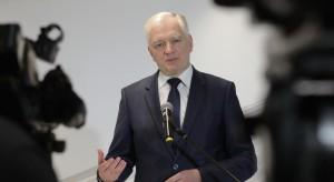 Jarosław Gowin: nie trzeba badać wszystkich posłów na koronawirusa