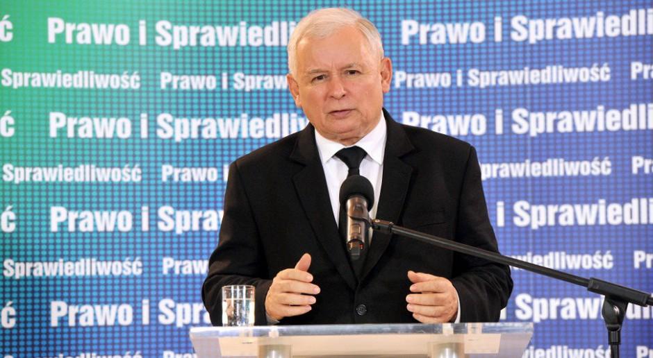 Kongres Polski Razem: Jarosław Kaczyński nie weźmie udziału