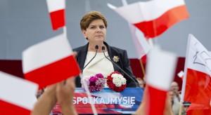 Beata Szydło: polskie wartości są dla nas najważniejsze