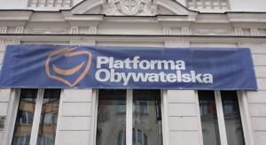 Spory o nowy kierunek ideowy Platformy Obywatelskiej