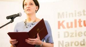 Magdalena Gawin zapowiada lokalizację pomników smoleńskich