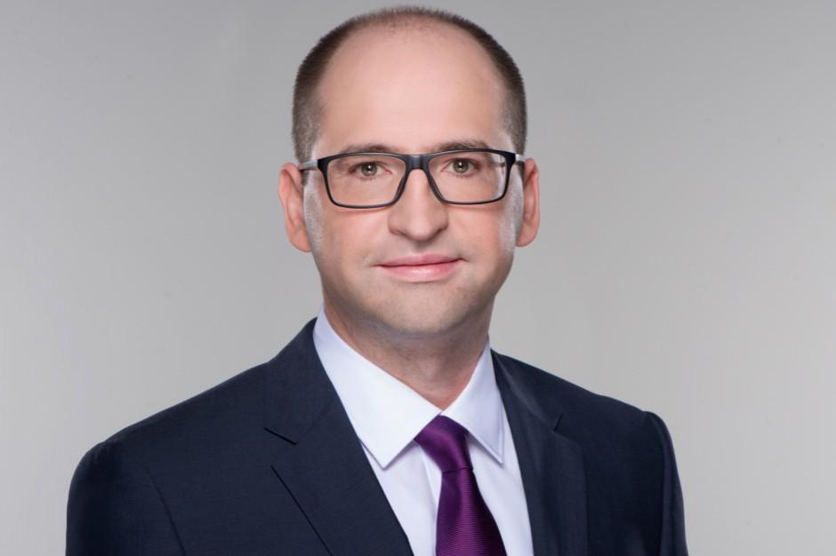 Mamy urodzaj kandydatów na premiera - powiedział Bielan (Adam Bielan, fot.bielan.pl)