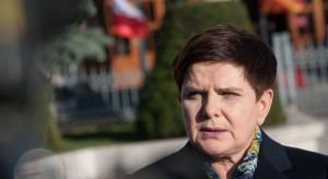 """Szydło o rozmowie premiera, prezesa PiS i szefa MON w samochodzie: """"nic nadzwyczajnego"""""""