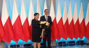 Mateusz Morawiecki oficjalnie powitany w Kancelarii Premiera