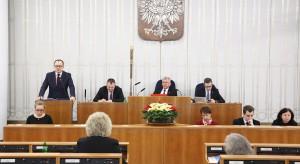 Senatorowie PiS za ustawą o KRS. PO przeciwni
