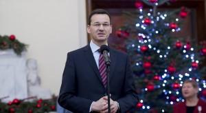 Mateusz Morawiecki spotka się z szefem KE