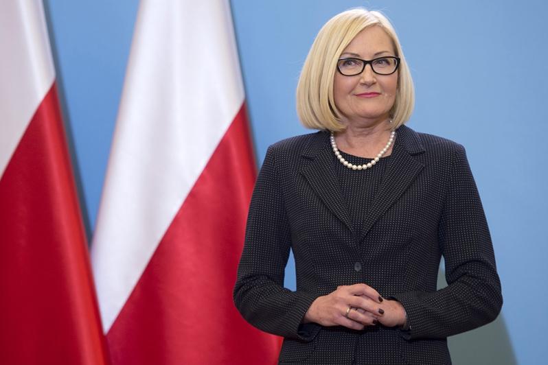 Jutro zakończy się rekonstrukcja - powiedziała rzeczniczka rządu (Joanna Kopcińska, fot.premier.gov.pl)