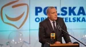Grzegorz Schetyna po wykluczeniu posłów PO: Jest mi przykro, ale trzeba reagować zdecydowanie