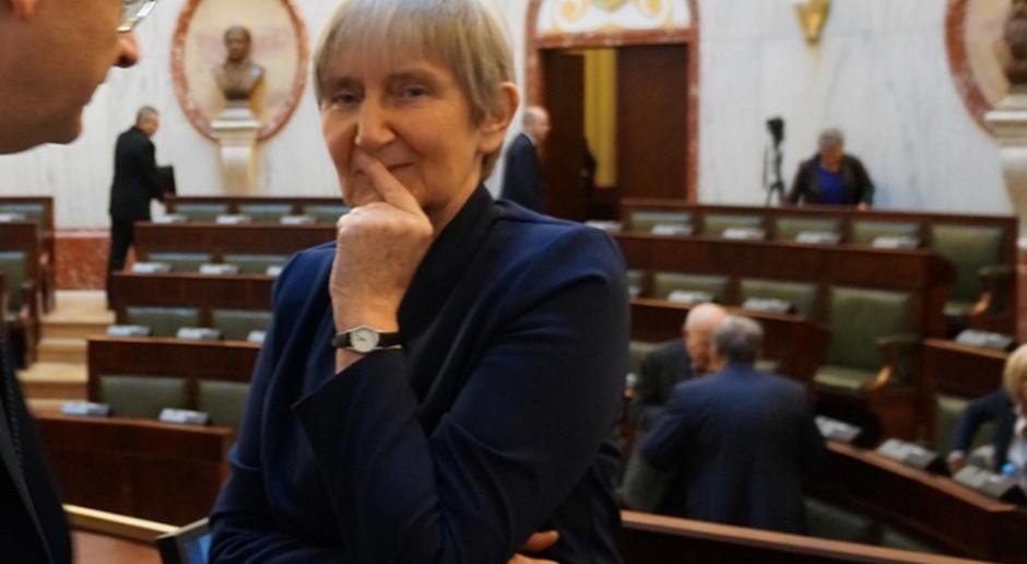 Barbara Fedyszak-Radziejowska: Opozycja ma problemy programowe