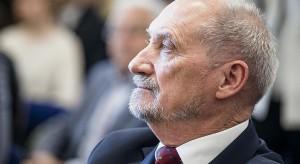 Sasin: Przed Antonim Macierewiczem bardzo ważne funkcje