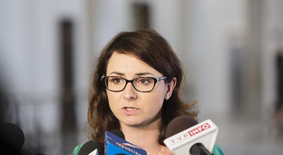 Kamila Gasiuk-Pihowicz: Pójście do wyborów w koalicji jedyną drogą, aby podjąć walkę z PiS