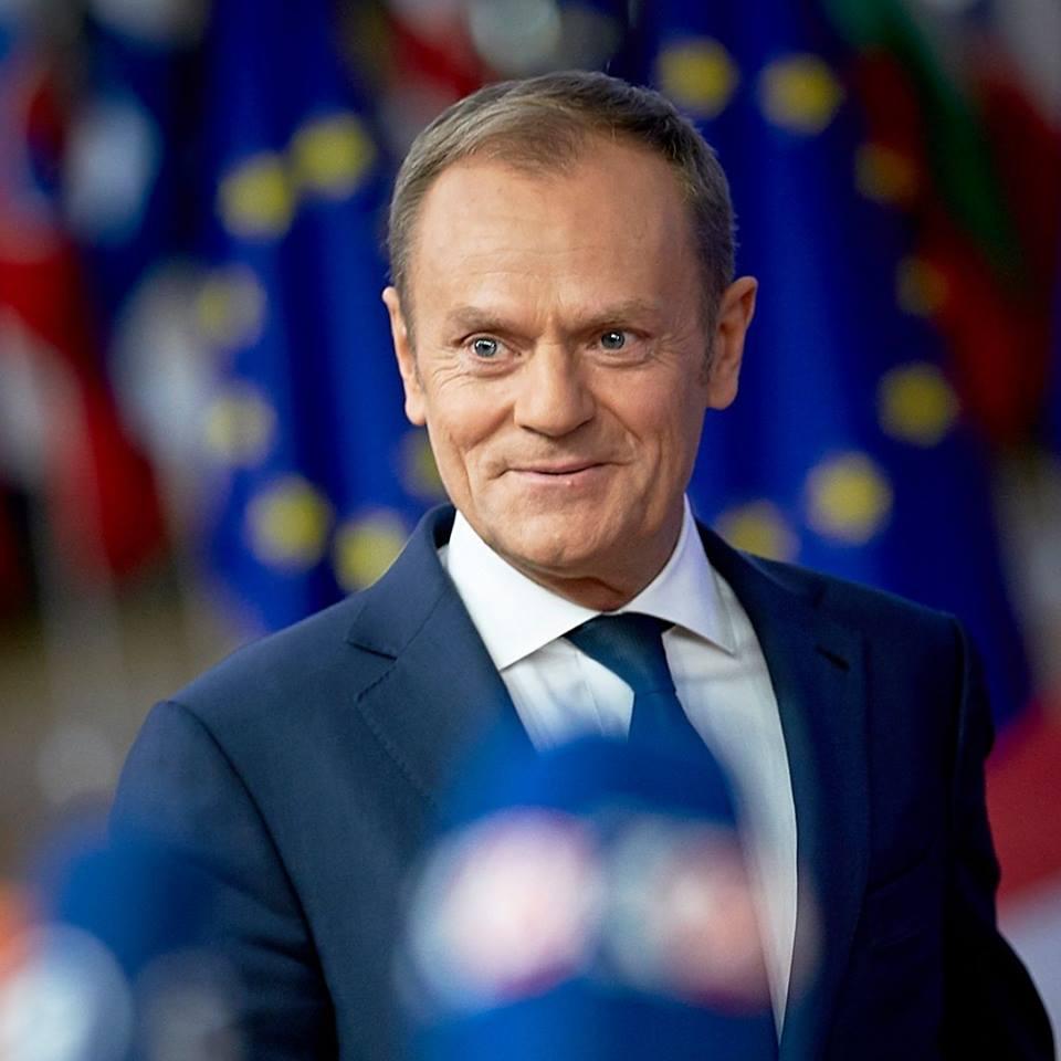 Jeśli rząd Wielkiej Brytanii będzie się trzymał decyzji opuszczenia UE, Brexit stanie się rzeczywistością. Chyba że nasi brytyjscy przyjaciele zmienią zdanie - powiedział Donald Tusk (Donald Tusk, fot.facebook.com/europeancouncilpresident)