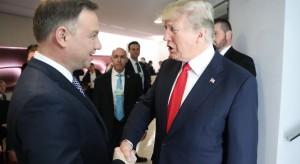 Rozmowa Dudy z Trumpem: Od gazu, przez inwestycje amerykańskie, po kwestie polityczne