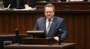 Jarosław Zieliński w Sejmie: Reakcja PiS na propagowanie faszyzmu i nazizmu jest szybka, stanowcza i zdecydowana
