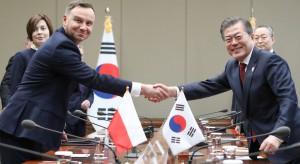 Andrzej Duda odwiedził strefę zdemilitaryzowaną w Korei