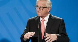 Jean-Claude Juncker: zgadzam się z tym, co powiedziała kanclerz Merkel