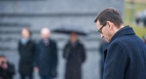Morawiecki: Polska nie może być oskarżana o cudze zbrodnie