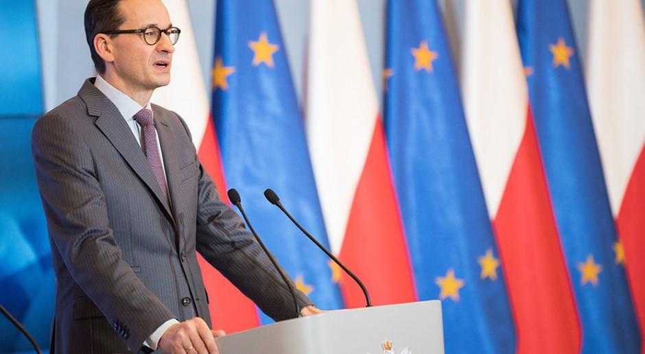 Premier Mateusz Morawiecki rozmawiał w niedzielę z szefem izraelskiego rządu