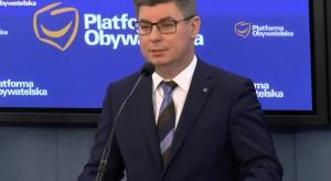 Grabiec: PiS pogrąża Polskę w kryzysie, dlatego proponujemy rozwiązanie