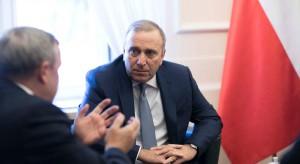 Schetyna: Mamy kryzys polityczny wynikający z fatalnej dyplomacji