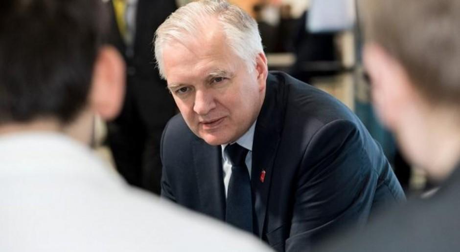 """Wicepremier: Nie można """"zamrozić"""" ustawy o IPN"""