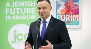 Prezydent: Mam nadzieję, że decyzja TK pomoże załagodzić kryzys w relacjach polsko-izraelskich