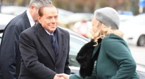 Berlusconi upadł. Spędzi kilka dni w szpitalu