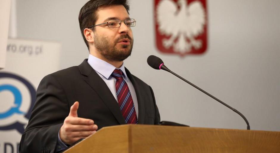 Nagrody dla ministrów. Tyszka proponuje Morawieckiemu dymisję