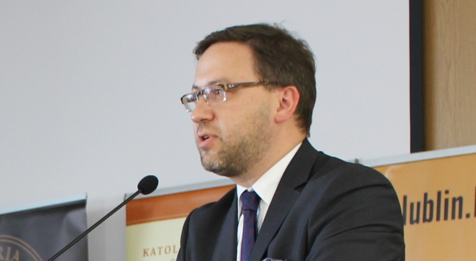 Bartosz Cichocki: Dialog między Polską, a Izraelem jest bezustanny