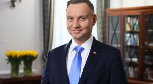 Duda: Dlaczego nie mielibyśmy prawa karać za pomówienie Polski