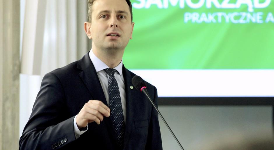 Kosiniak-Kamysz: PiS niszczy samorządność. Chce zaorać małe ojczyzny
