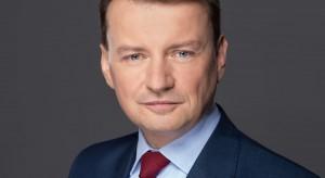 Błaszczak: Wzmocnienie potencjału obronnego Polski priorytetem rządu