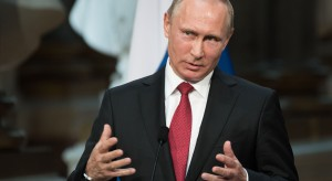 Rosyjski prezydent ustąpił miejsce chińskiemu