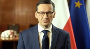 Premier Mateusz Morawiecki przybył na szczyt Unii Europejskiej