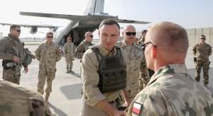 Andrzej Duda: Program modernizacji polskiej armii będzie realizowany sprawniej niż dotychczas