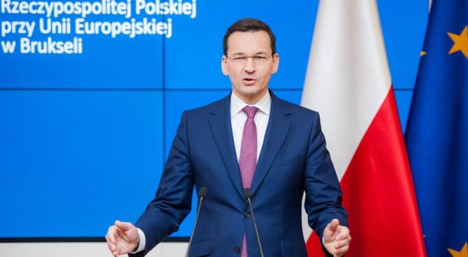 Mateusz Morawiecki: Polskie argumenty powoli się przebijają