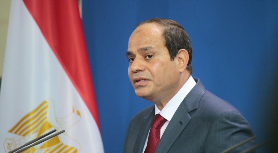 Prezydent Egiptu po raz dziewiąty przedłużył stan wyjątkowy