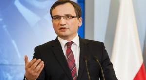 Zbigniew Ziobro przegrał w sądzie; musi przeprosić