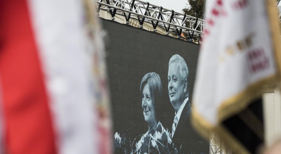 Lech i Maria Kaczyńscy, para prezydencka, która była na pokładzie TU-154M 10 kwietnia 2010 r., źródło: KPRM/domena publiczna